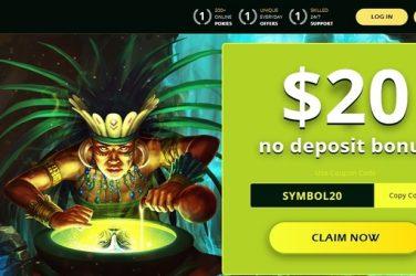 Two-Up Casino No Deposit Bonus