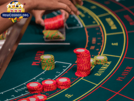 Baccarat Casino Table Game