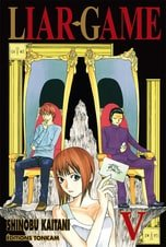 The Liar Game by Shinobu Kaitani