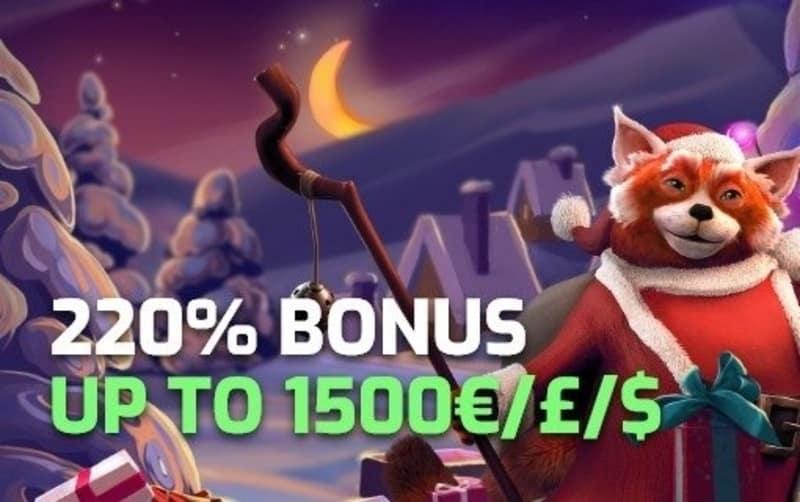 EvoBet Christmas Bonus