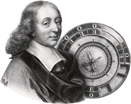 Blaise Pascal - Inventor of Roulette