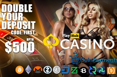 PlayHub Live Casino Welcome Bonus
