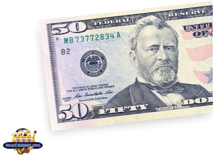 50 USD BIll