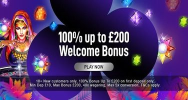 BlackSpins Casino Welcome Bonus