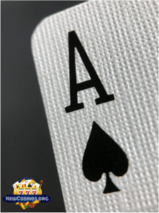 An Ace is part of blackjack