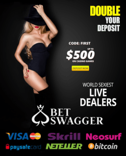 BetSwaggers - Live Dealer Casino