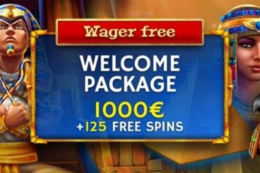 Horus Casino Welcome Bonus