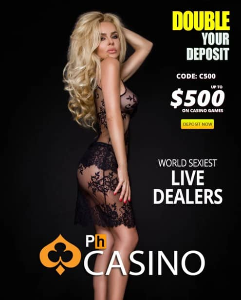 PH Casino - World Sexiest Live Dealers