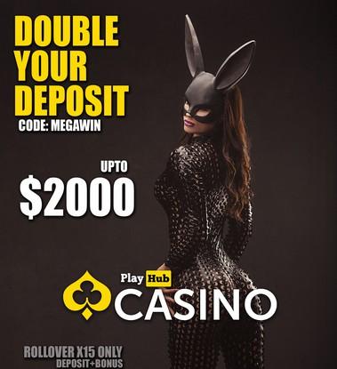Play Hub Casino Mega Win