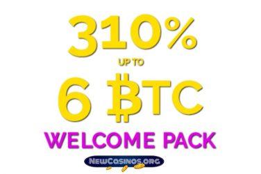 Monte Cryptos Bitcoin Welcome Bonus
