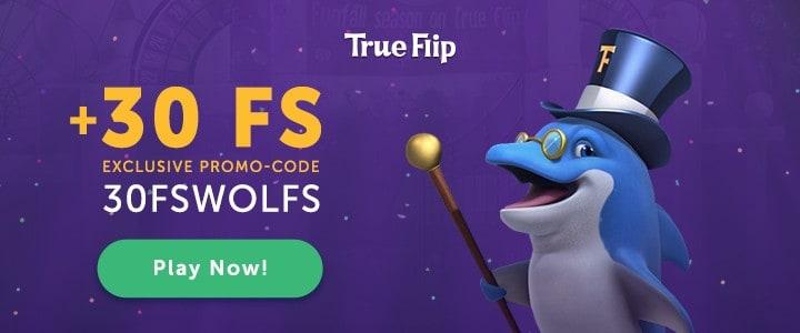 TrueFlip Exclusive Bonus