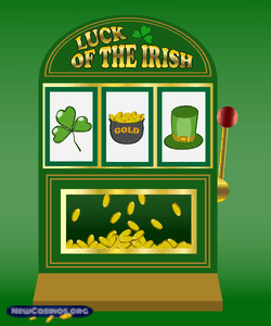 Luck of the Irish Themed Online Slots