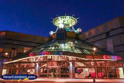Christchurch Casino, Christchurch