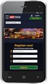 321 Crypto Mobile Casino