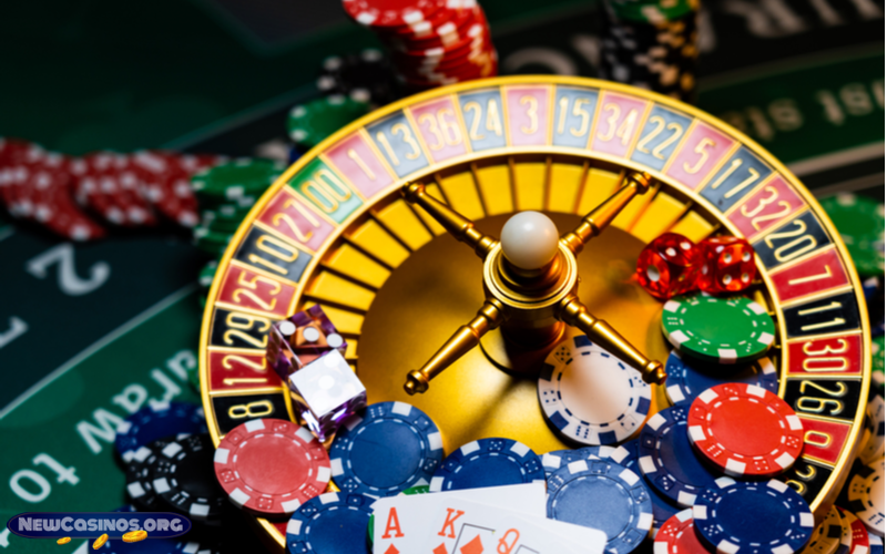 Casino Games Selection