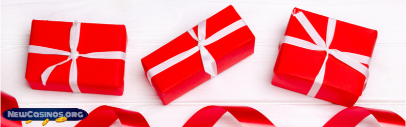 Check Out The Available Gifts