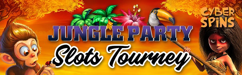 Jungle Party Slots Tourney