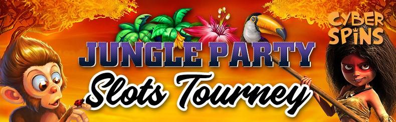 Jungle Party Slots Tourney
