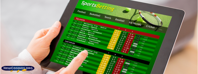 Sports betting and Covid19