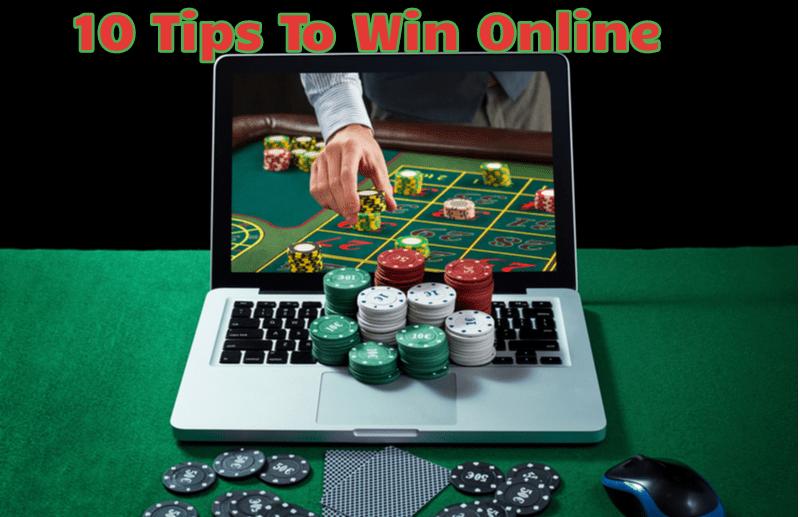 How To Win Casino Games Online