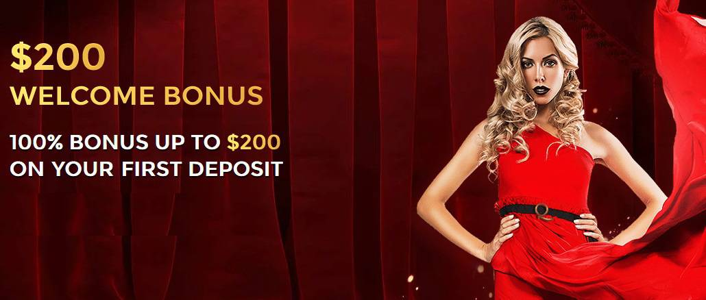 100% Unique Casino Bonus up to €200 plus 20 Free Spins