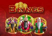 Three Kings Slot by GameArt