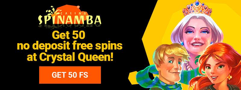 Spinamba Casino No Deposit Bonus