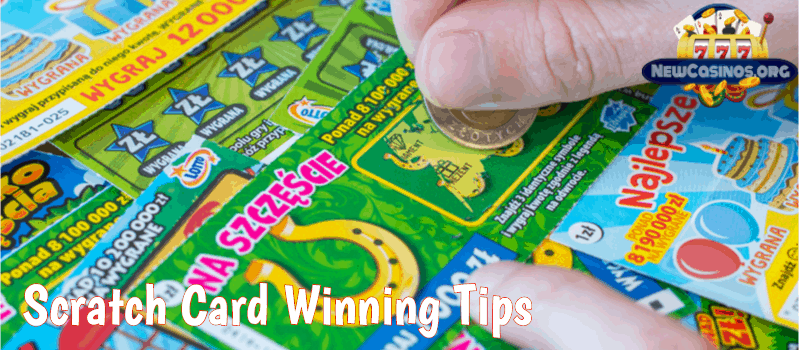 Tips That Can Increase Your Chances of Winning at Scratch Cards
