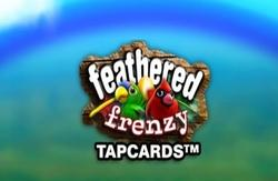 Feathered Frenzy Tap Cards