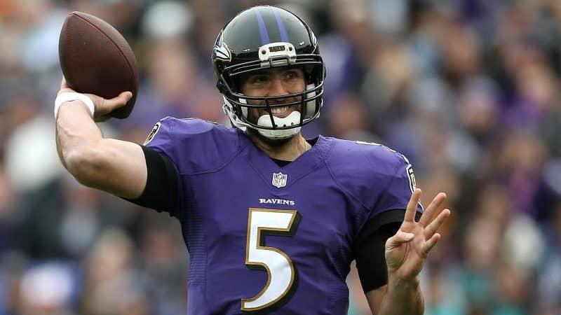 NFL Football Week Two: Cincinnati Bengals vs. Baltimore Ravens