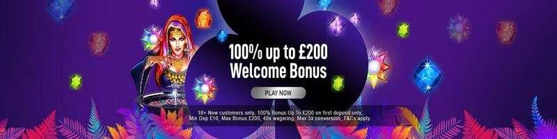 BlackSpins Casino Welcome Bonus