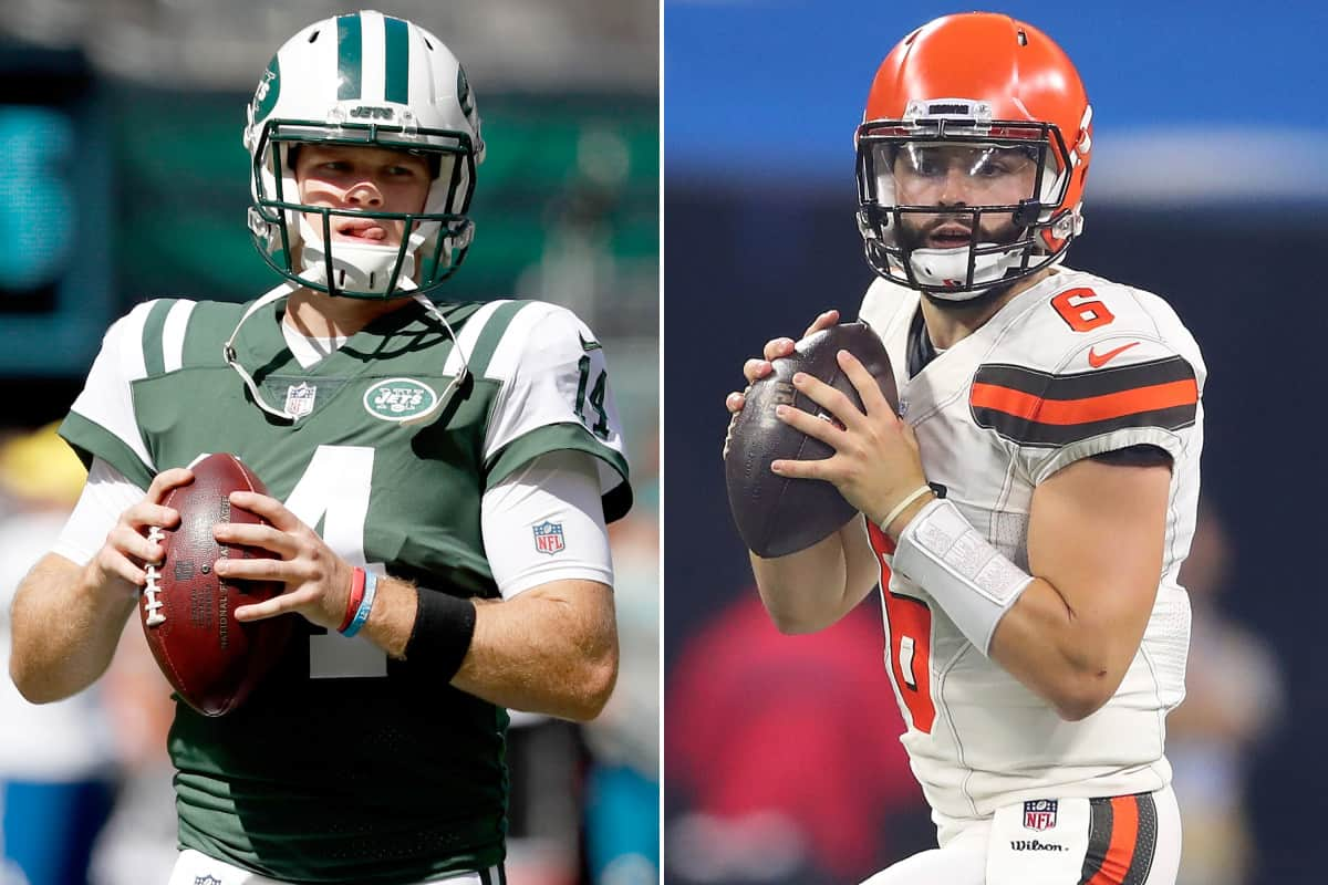 Thursday Night Football: Cleveland Browns vs. New York Jets