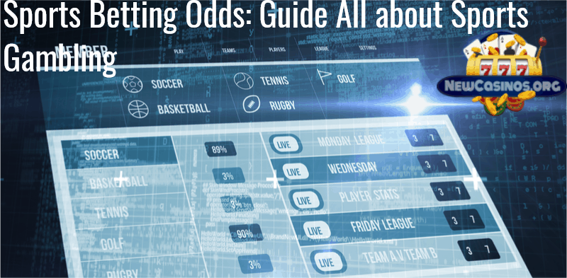 Sports Betting Odds: Guide All about Sports Gambling