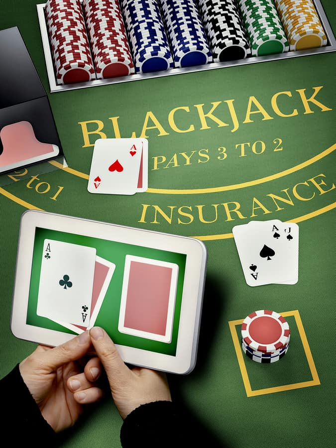Big Bovada Blackjack Winner Scores $26,205
