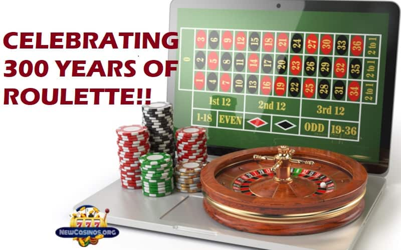 Celebrating 300 Years of Roulette