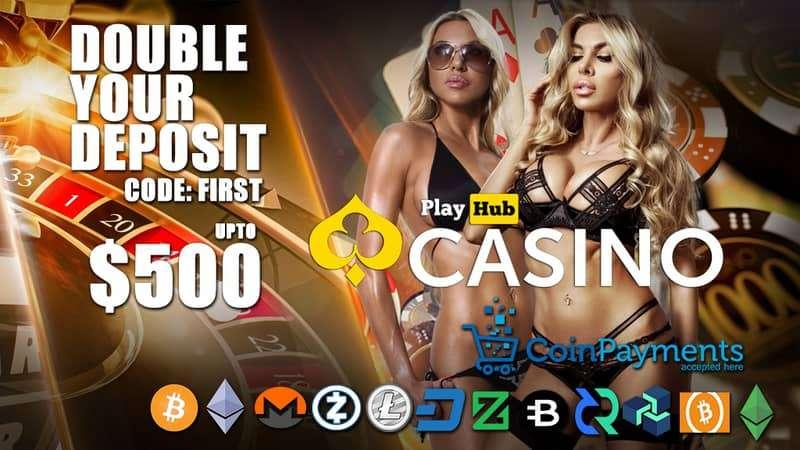PlayHub Live Casino Welcome Bonus