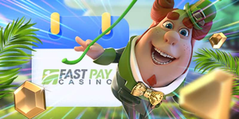 Claim 100% Welcome Bonus up to €100 plus 100 Free Spins at FastPay Casino