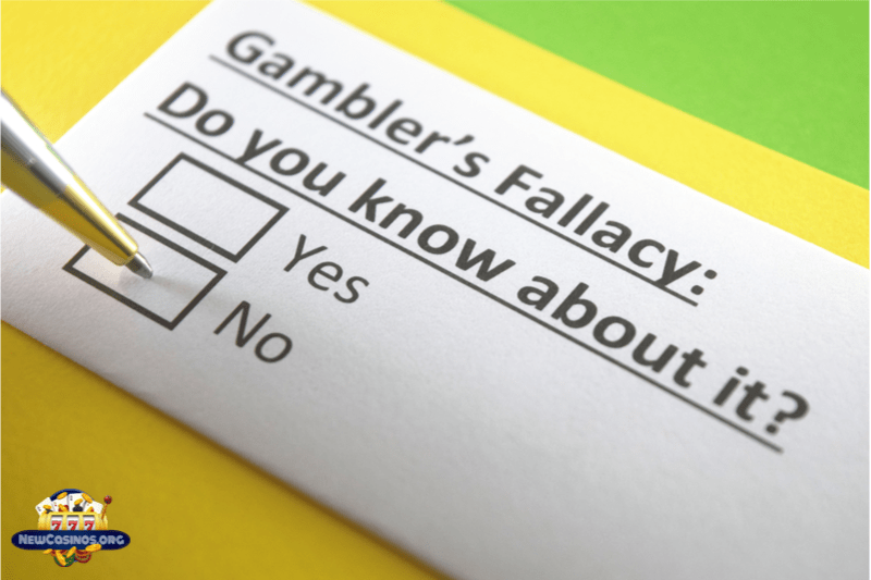 The Gambler's Fallacy – It Affects More Than Gambling