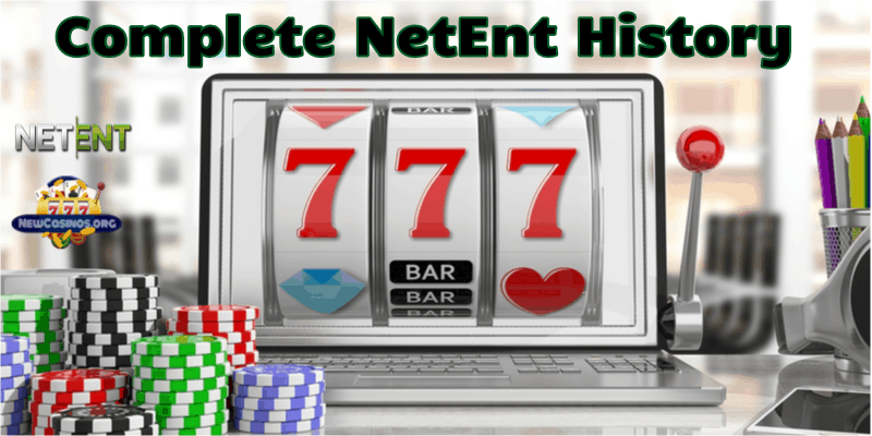 A Look at the History of NetEnt – The Casino World's Number One?