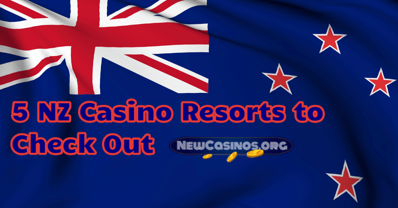 Gambling Trip to New Zealand? Here are Five Venues to Check Out!