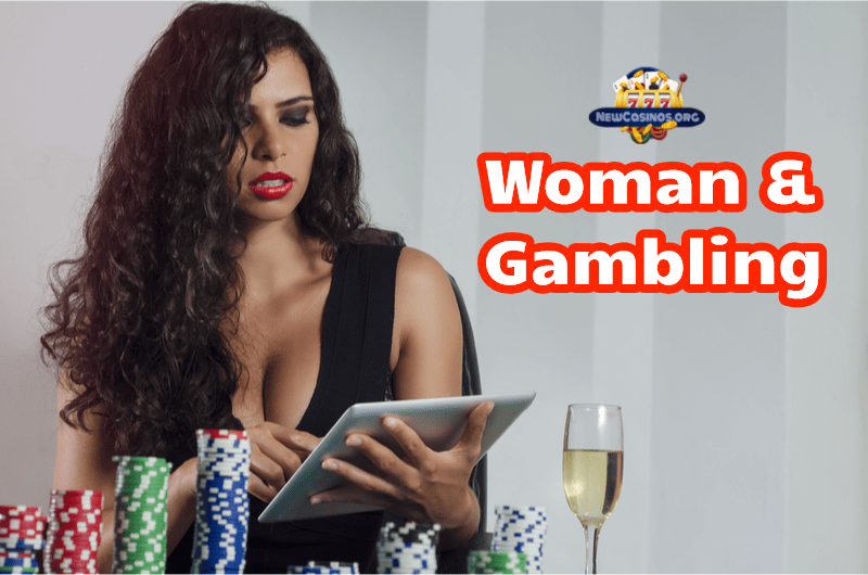 Woman and Gambling – the Facts and the Figures