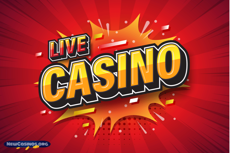 Live Casino Games … with a Twist!