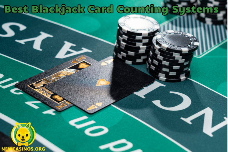 The Most Popular Blackjack Card Counting Systems