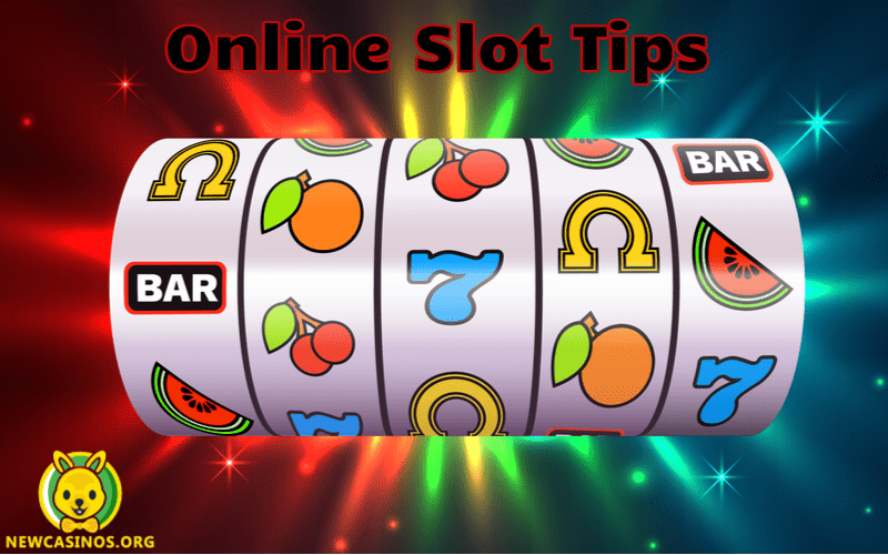 Online Slot Tips To Improve Your Winning Chances