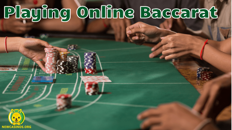 Things To Know Before You Start Playing Online Baccarat