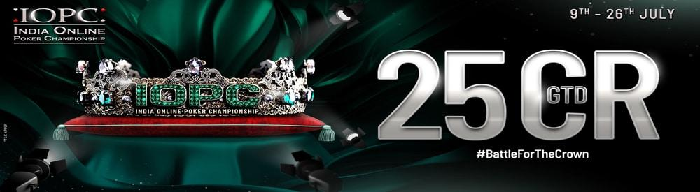 The India Online Poker Championship