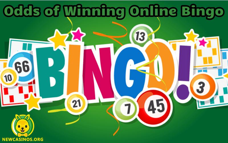 Odds of Winning Online Bingo