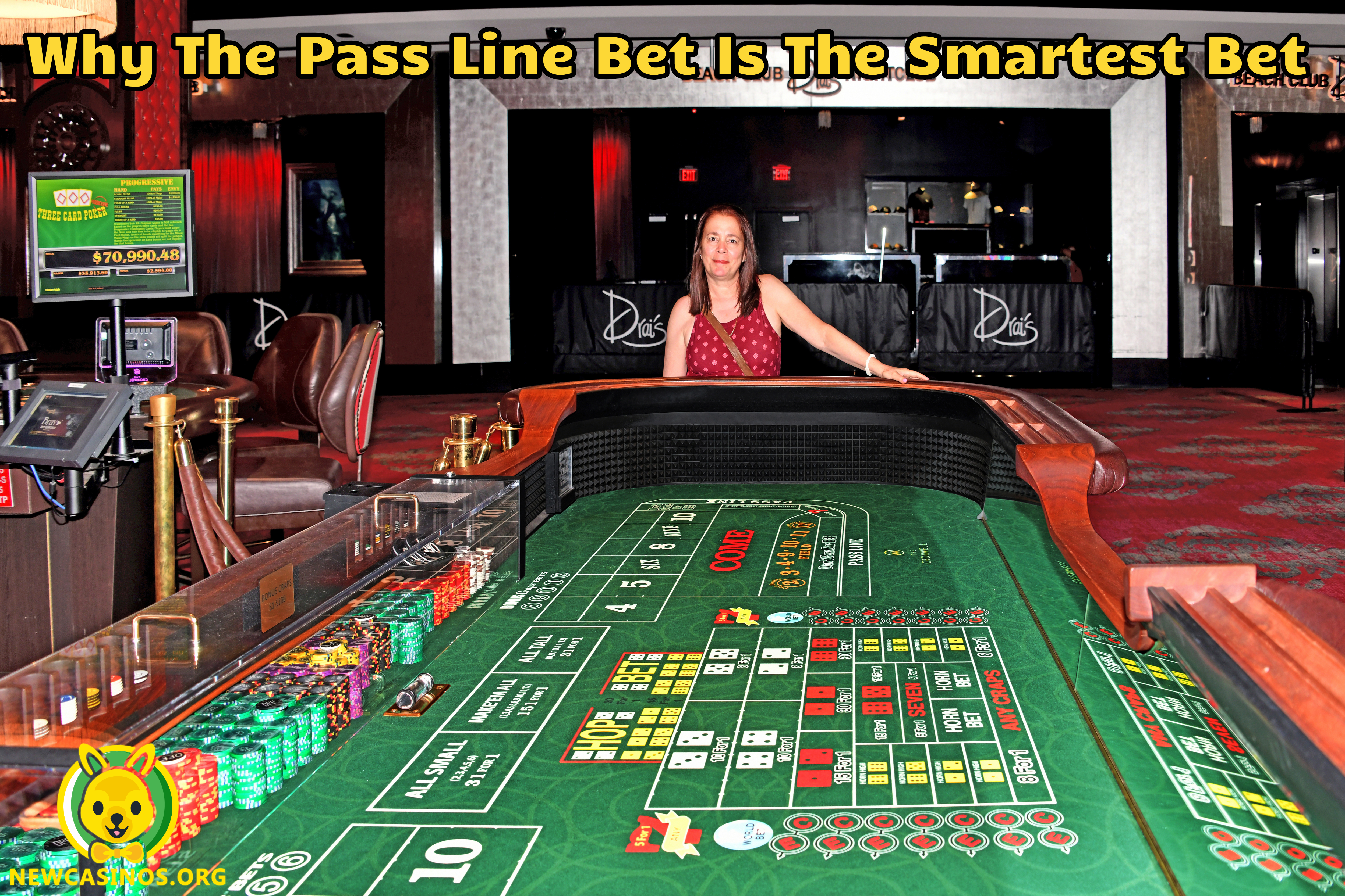 Why Is The Pass Line Bet In Craps Important