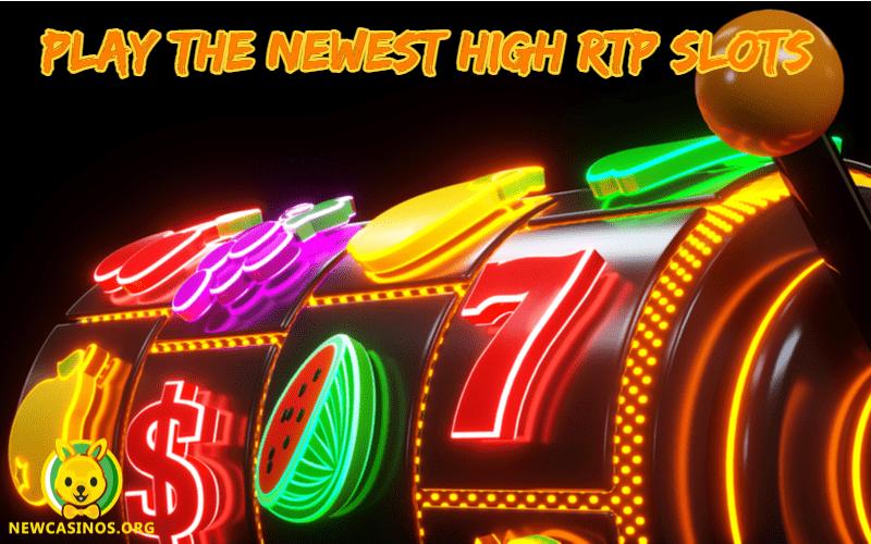 Mainkan Slot High RTP Terbaru di tahun 2021