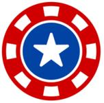 USA Casino Chip